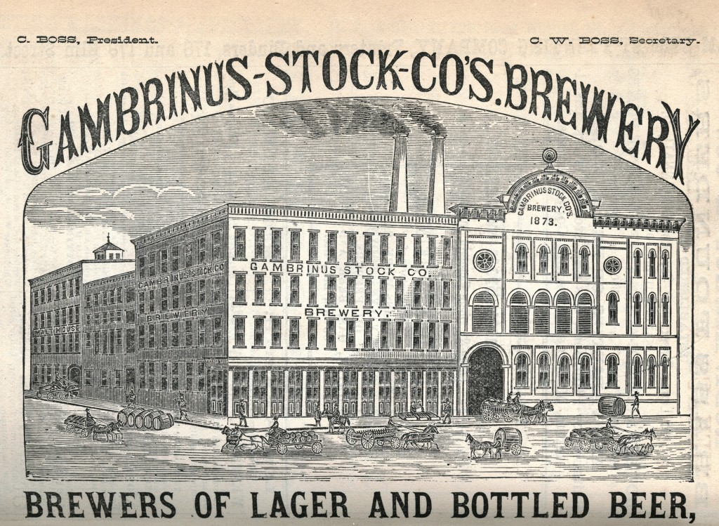 1880 City Directory_Gambrinus Stock Co ad