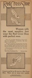 A8 RedCross Shoe