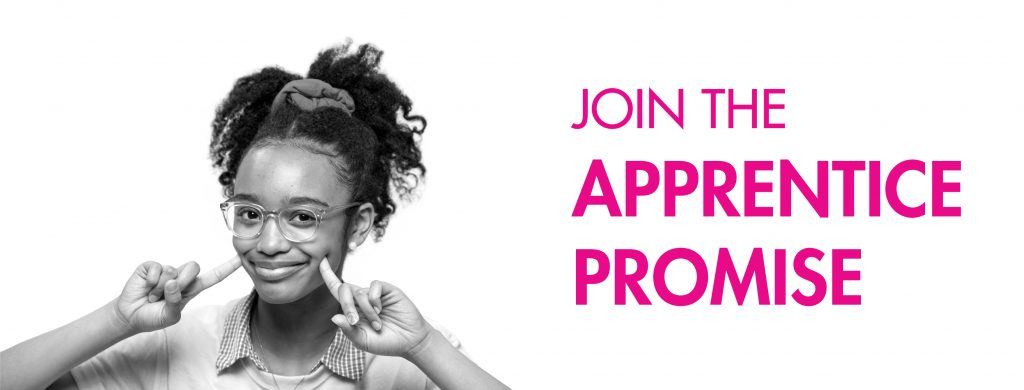 Join the Apprentice Promise