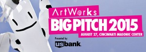 Big Pitch event banner