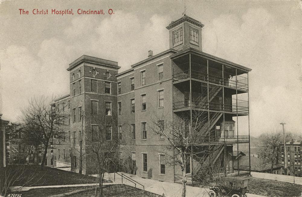 Christ Hospital_c1910