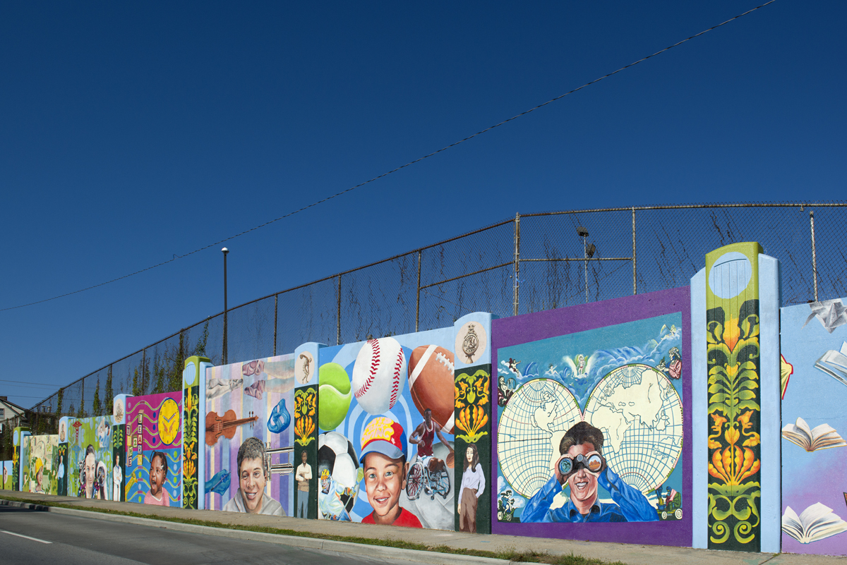 The Wall of Education