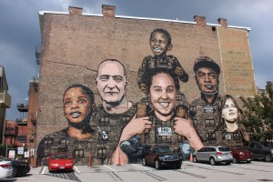 """""""Faces of Homelessness"""" by ICY + SOT"""