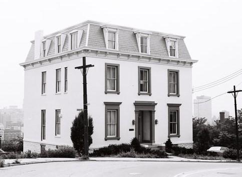George Pendleton House 1970s II_a