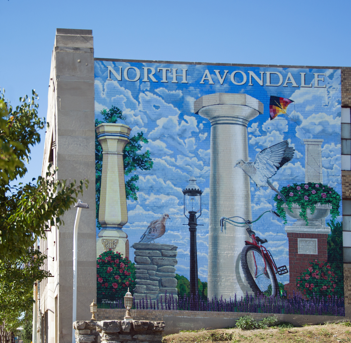 Ode to North Avondale