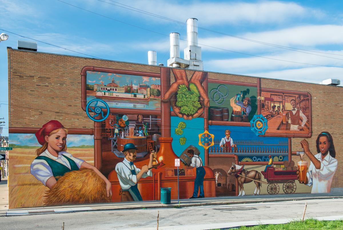 Brewing Heritage: Grain to Glass