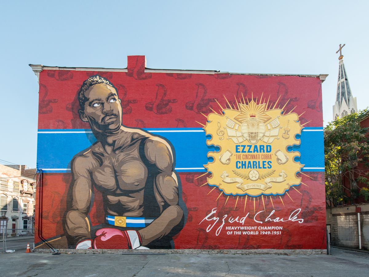 Ezzard Charles: The Cincinnati Cobra