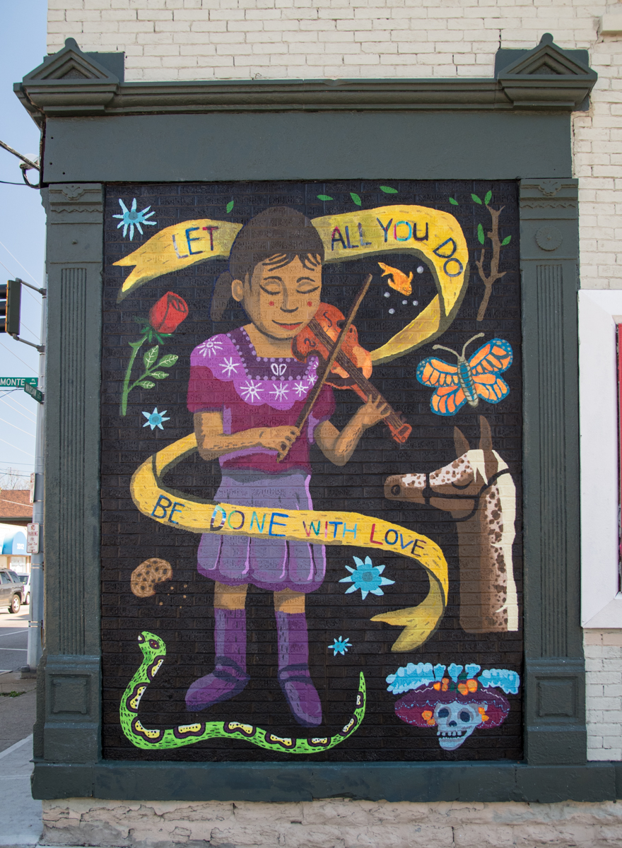 East Price Hill Mural Series