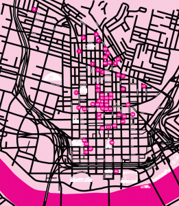 Mural Map 2018