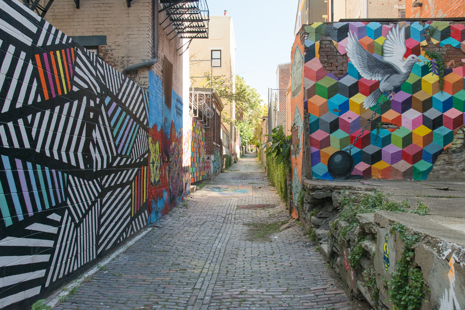 New Lines Phase II: Bolivar Alley