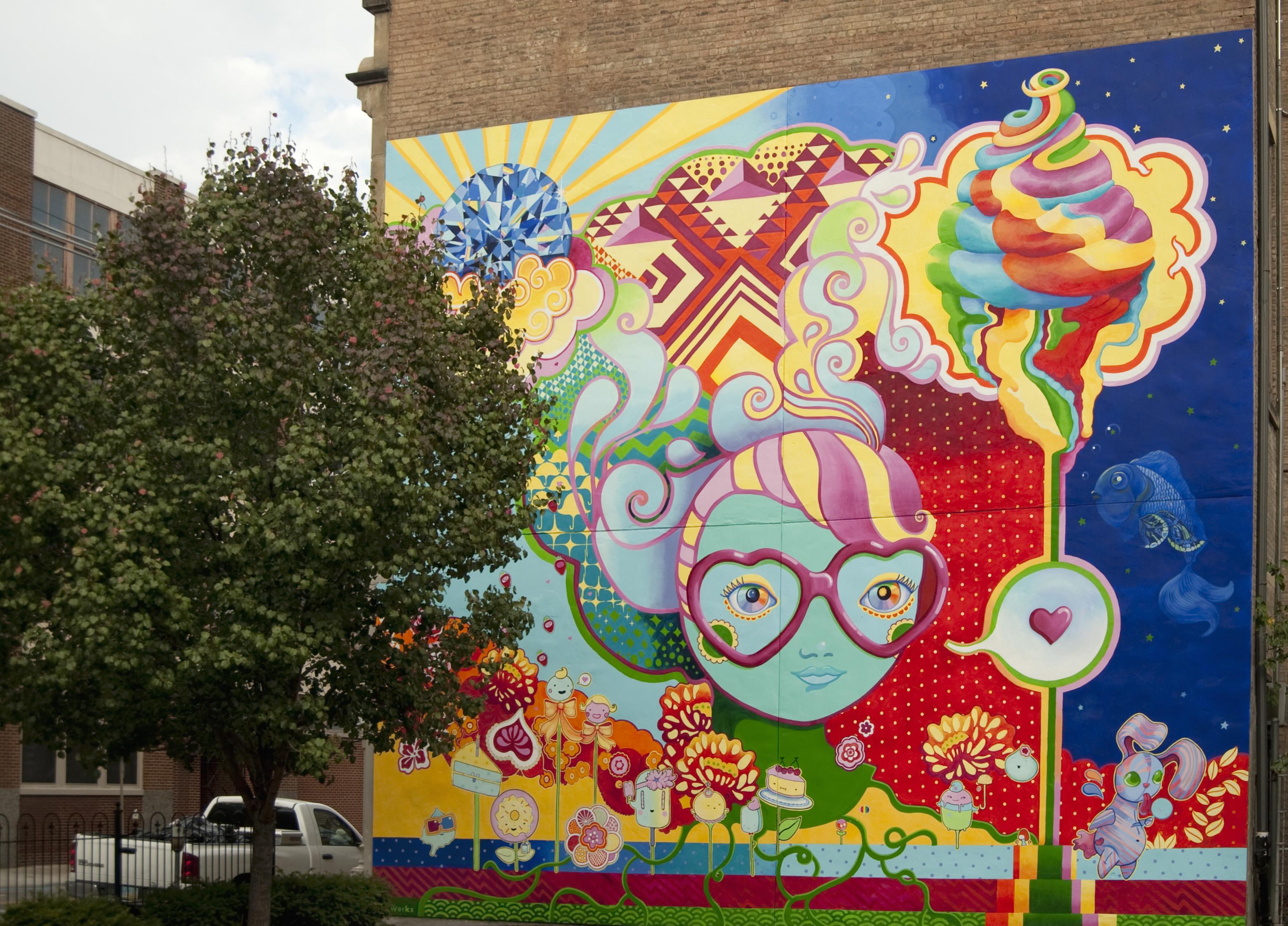 All Murals Artworks Cincinnati
