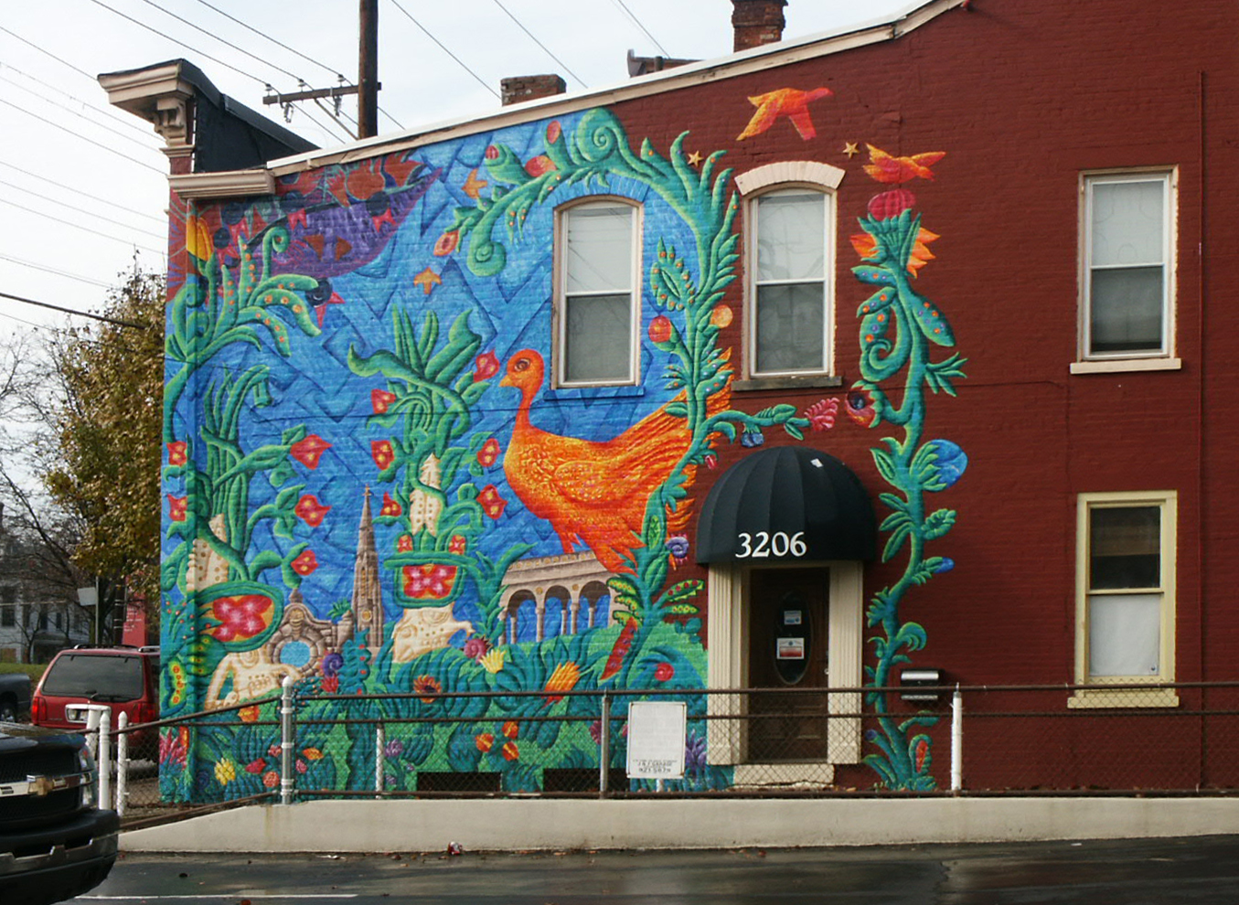 All Murals Artworks Cincinnati