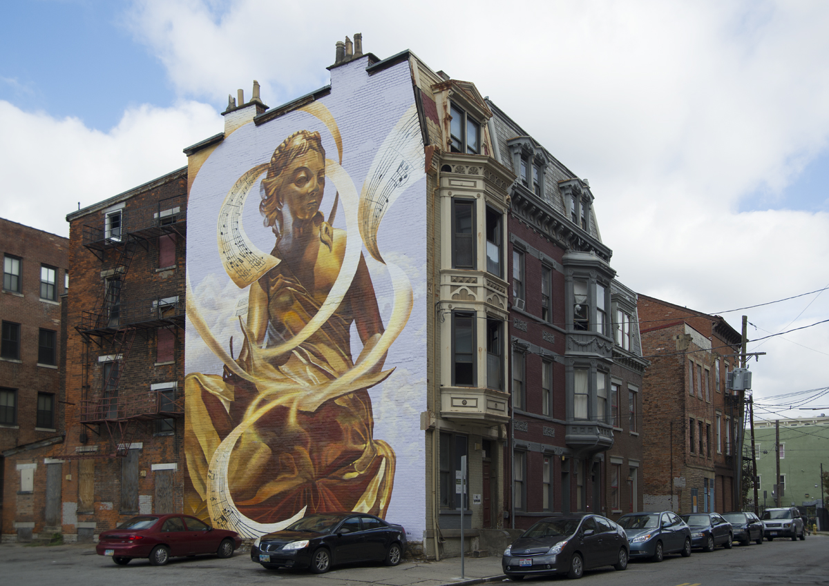 The Golden Muse