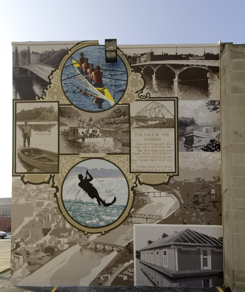 Hamilton Waterways, Past and Present