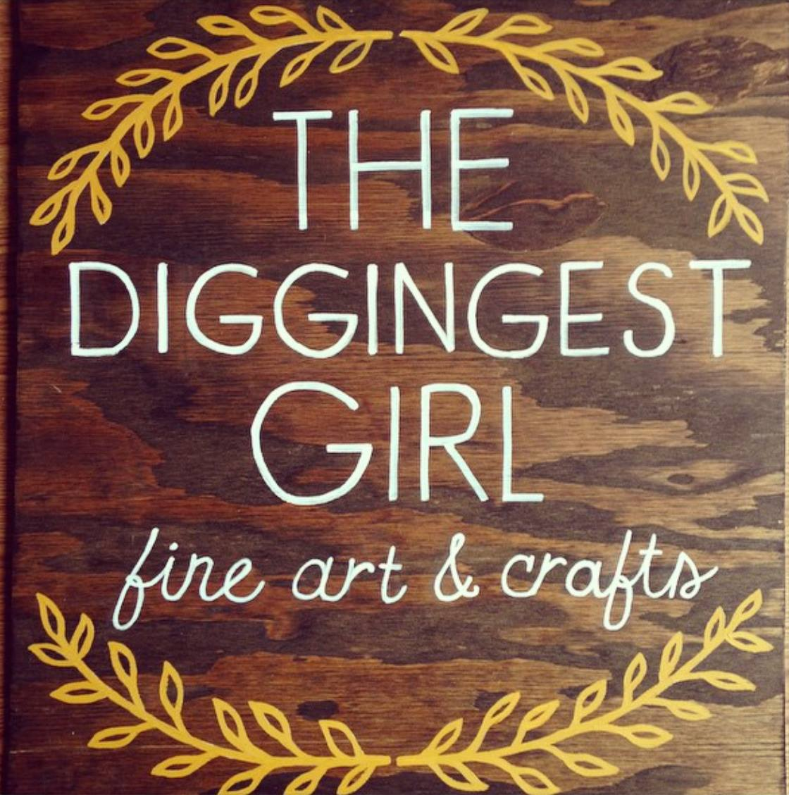 The Diggingest Girl