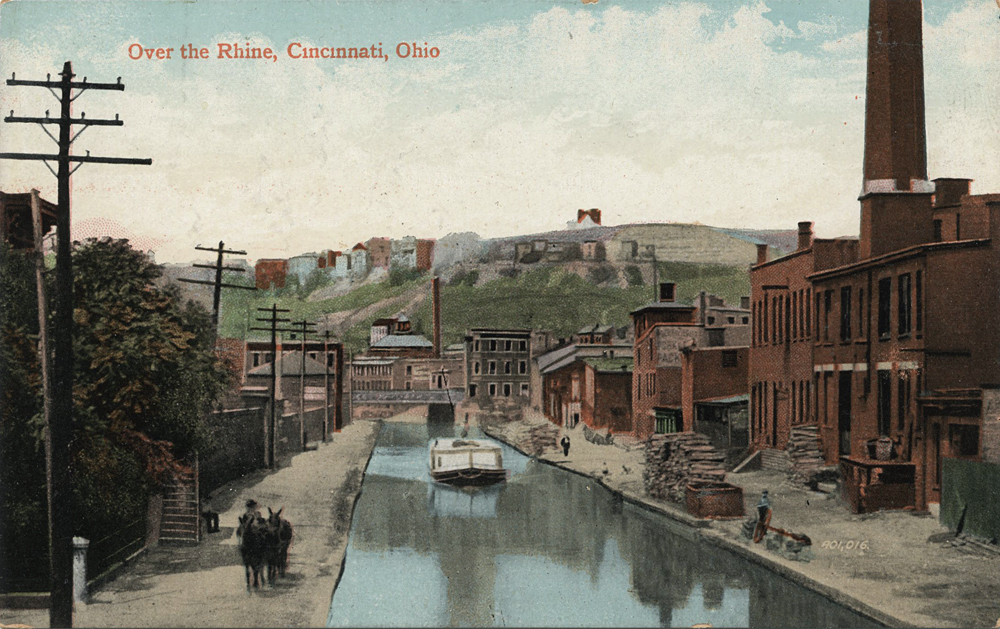 early canal OTR