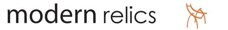modern relics logo